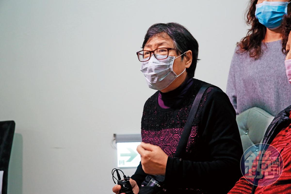 劭太太2017年路過海吉市,付420萬元頭期款買屋,至今無法看房子。
