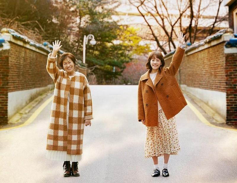 《如此耀眼》找來韓智旼(右)和金惠子,共同詮釋操作時間失當從25歲少女成為70歲老奶奶的女主角。(LiTV提供)