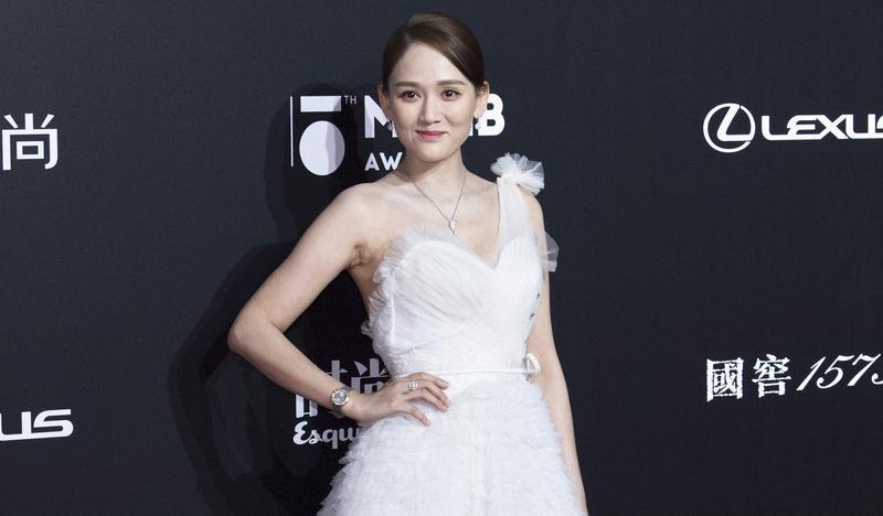 陳喬恩在微博上發文感嘆,東方女人被看待的只剩下是否有少女感的角度。(東方IC)
