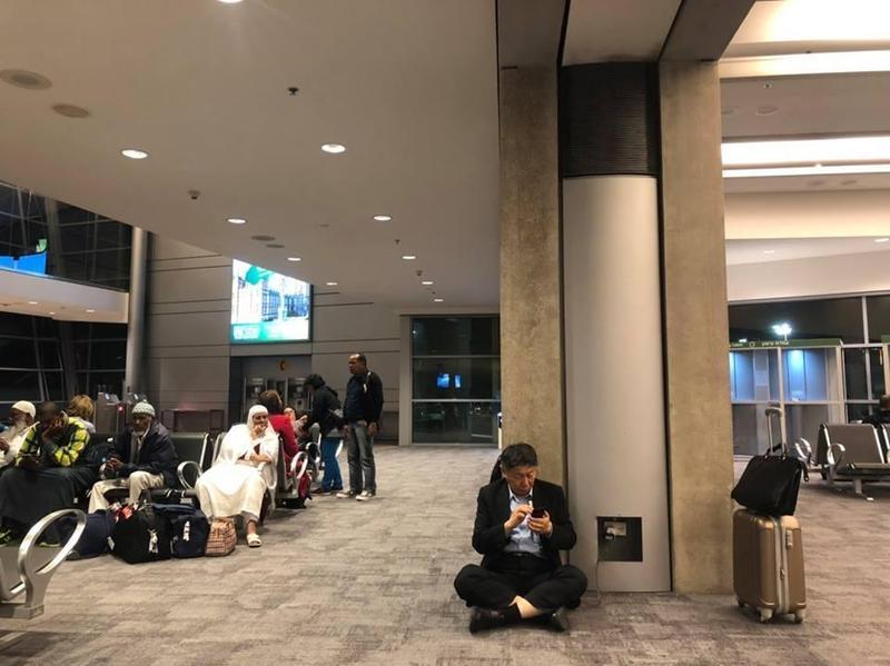 陳佩琪po文談及柯文哲席地而坐事件,不滿怒嗆「就我看來,這張照片就是他平日的X樣子。」(翻攝自柯文哲粉專)