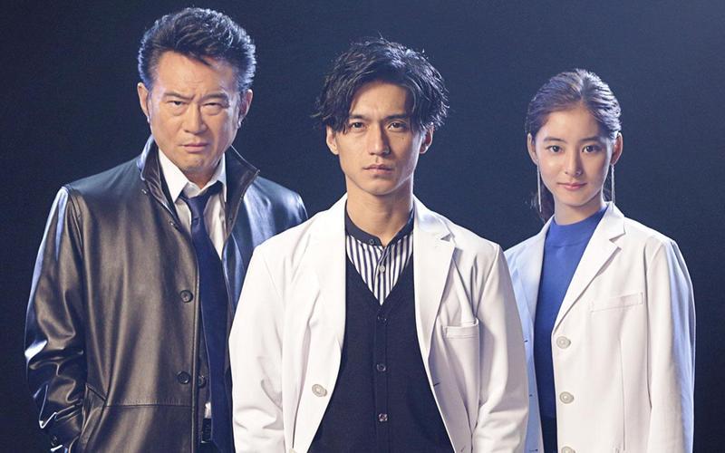 據《文春》報導,錦戶亮有意把重心轉往演員事業。(翻攝富士電視台)
