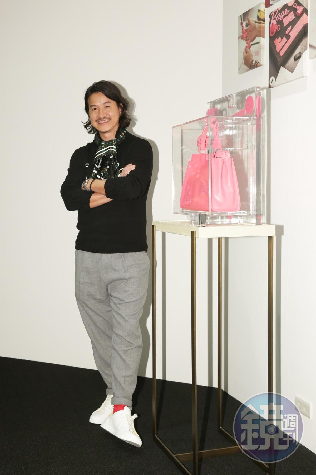 藝術家劉建文也受邀參與此次計劃。