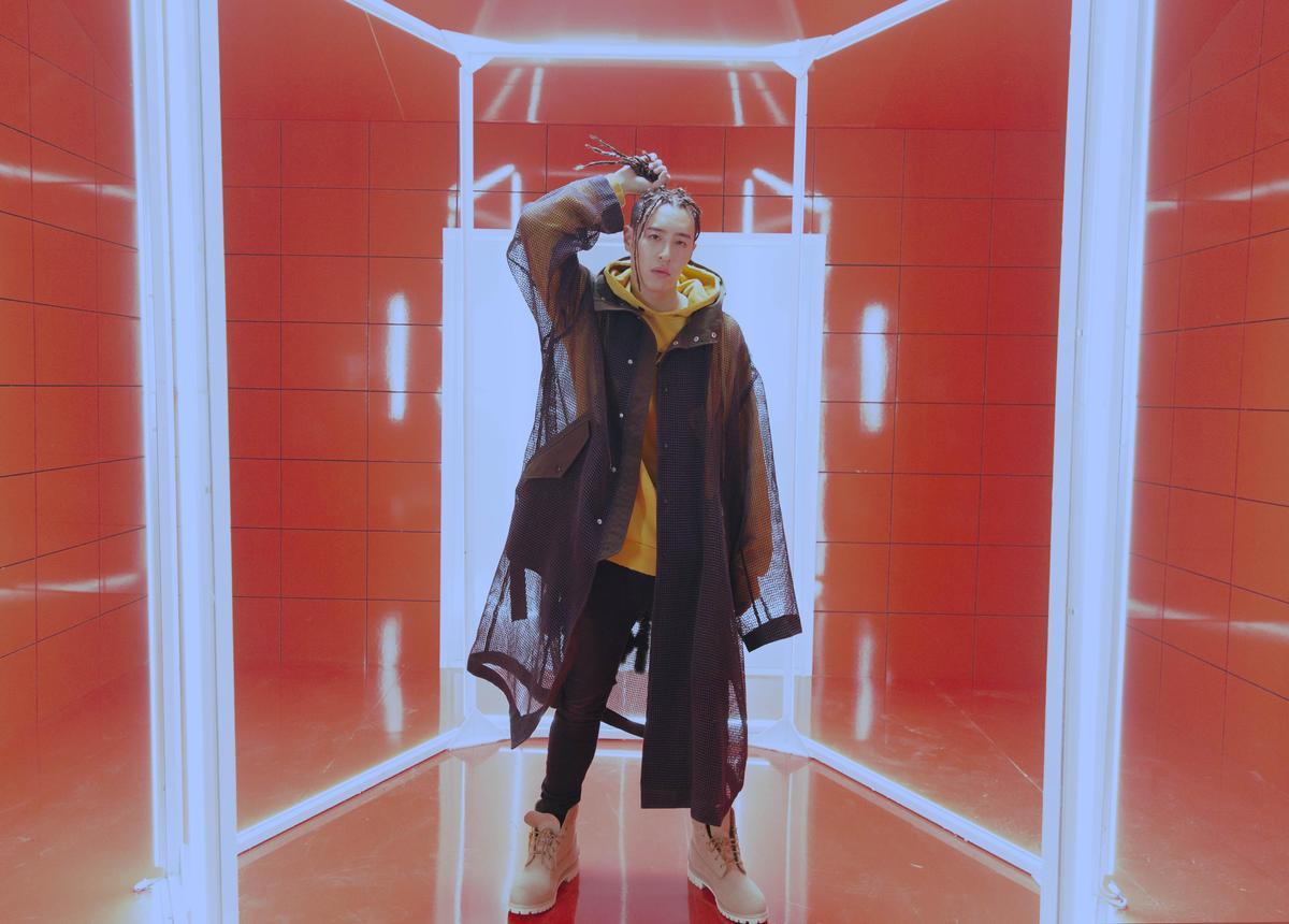 潘瑋柏推出過11張個人專輯,從早期的唱跳歌手、到現在已經是嘻哈音樂圈的導師級人物。 (華納提供)