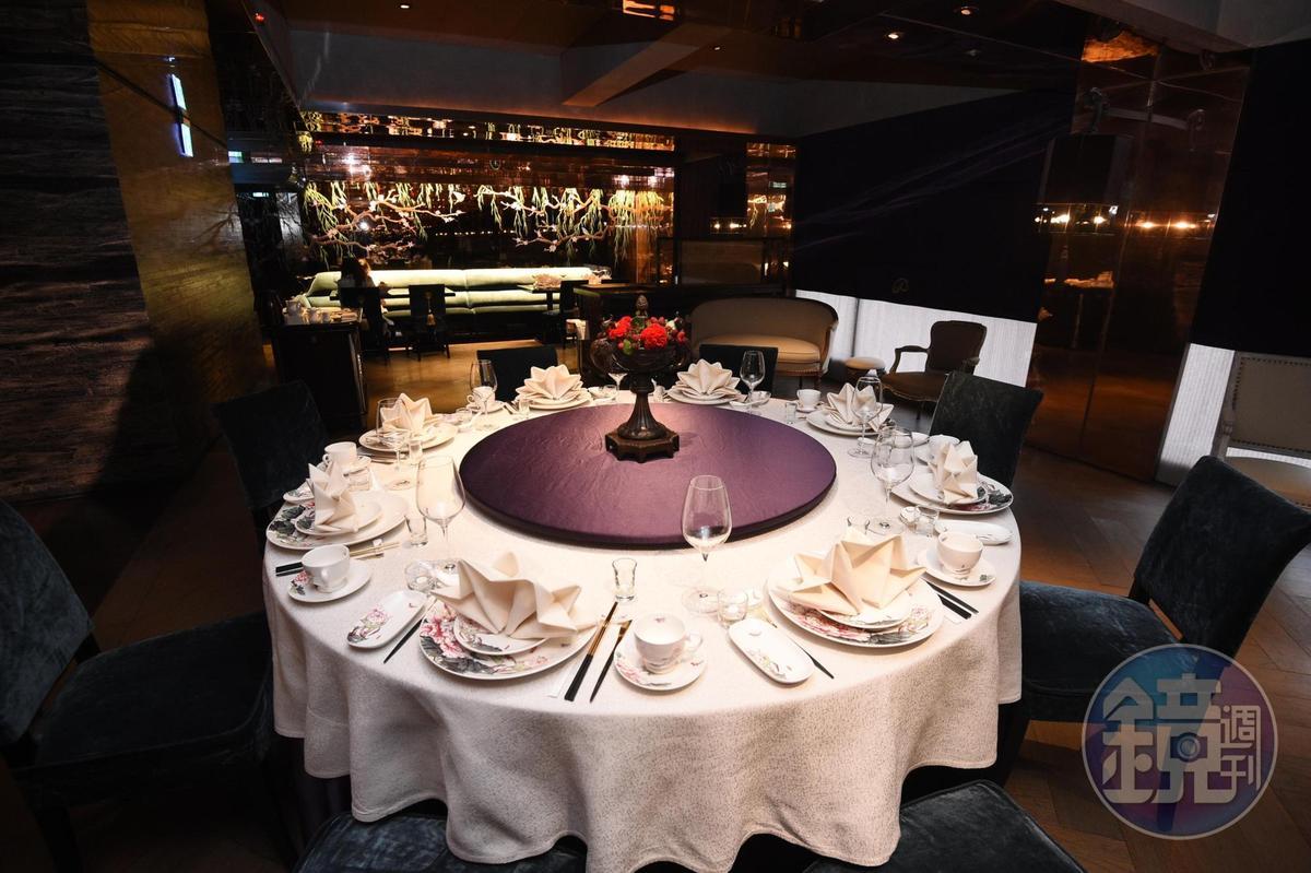 「頤宮」是台灣目前唯一米其林三星餐廳。