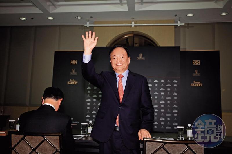 林敏雄帶領全聯多角化經營,現在要搶攻每年600億元的烘焙商機。