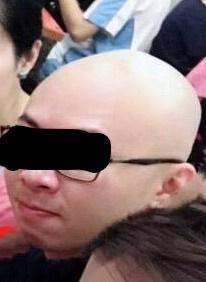 松山分局的周姓員警,遭女友家人指控始亂終棄。(翻攝自臉書)