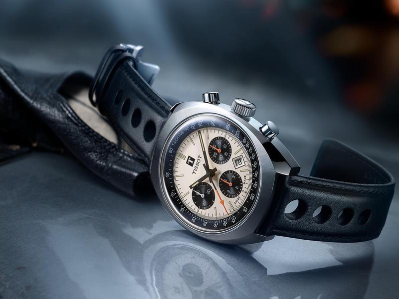 天梭發表全新Heritage 1973計時碼錶,限量1973只,定價1,990歐元,折合台幣約7萬元。