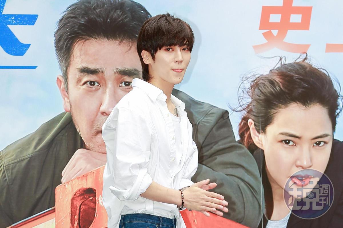 Bii畢書盡很喜歡吃炸雞,他說回韓國時一定放鬆心情大吃特吃。