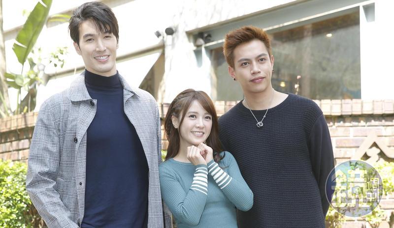 鯰魚哥接連演出TVBS《女兵日記》、《女力報到》,目前為趕戲一個月只有休假一天。