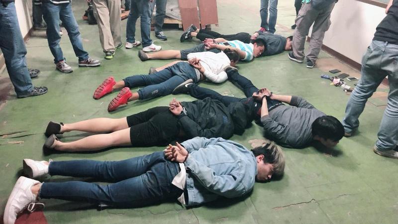 街頭鬥毆事件頻傳,警政署加速修法遏止。(刑事局提供)