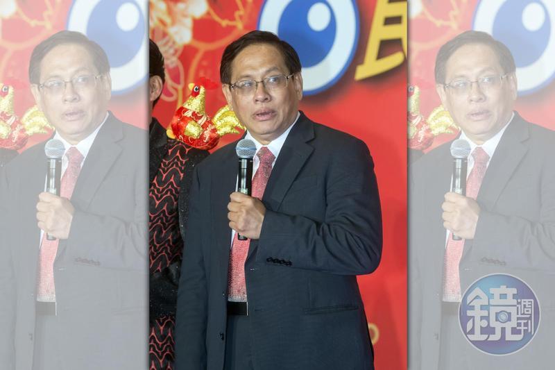 上週,民間投資董事長改選,原董事長郭倍宏以5比2的懸殊比數被換掉。