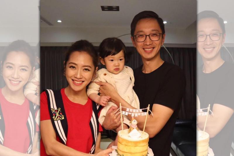 女星楊千霈在臉書上親自揭露喜訊懷上第二胎(翻攝自楊千霈臉書)