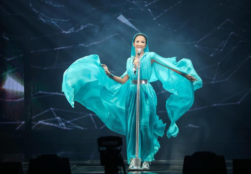 李玟出道25年、從台灣發跡,是少數站上國際舞台的女歌手,成績傲人。(Timeless Treasure提供)