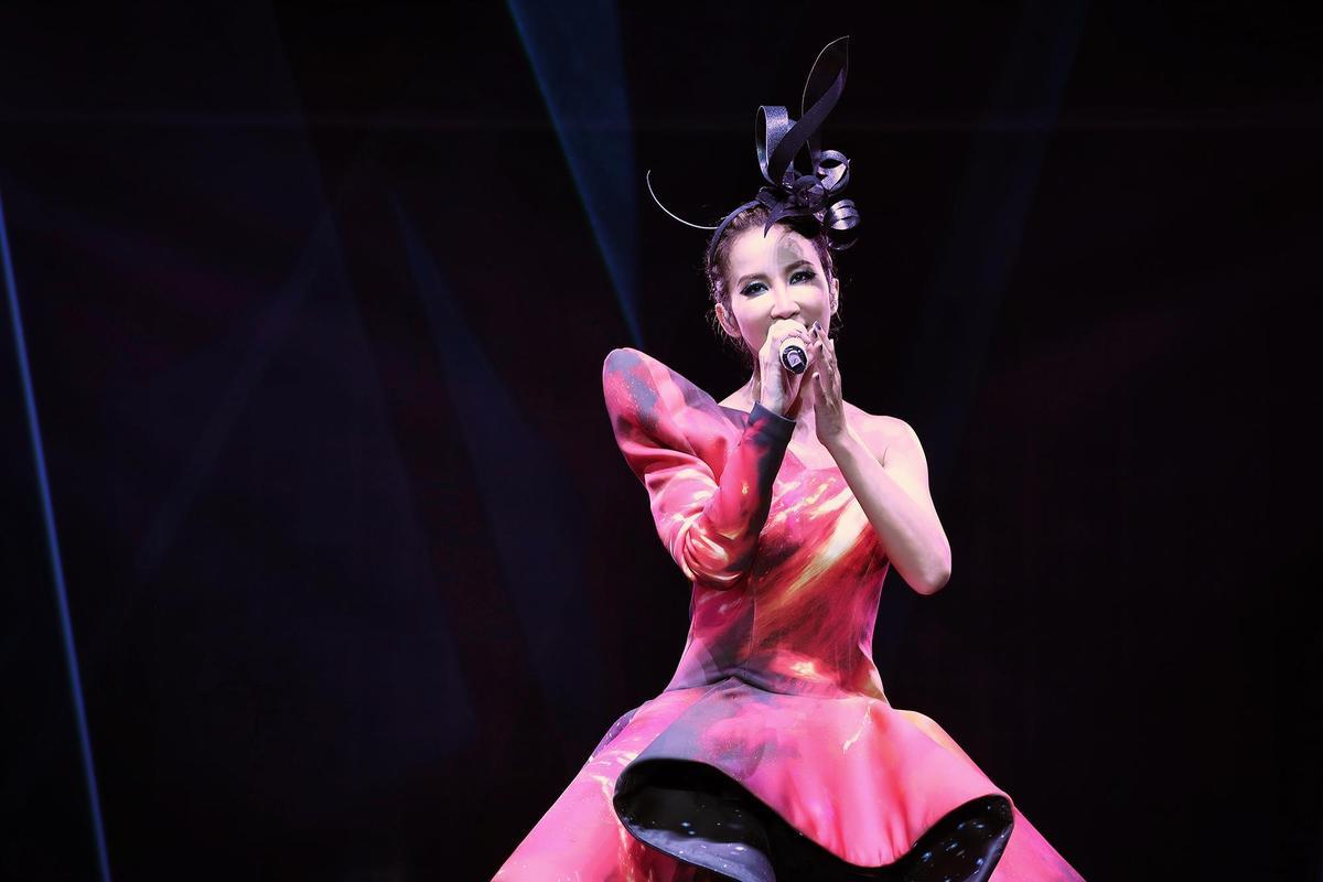 國外念書的李玟除了中文歌,也出過英文歌專輯,能詮釋的歌路極廣。(Timeless Treasure提供)