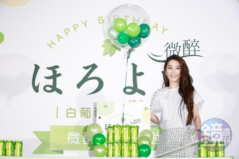 下週六就是田馥甄36歲生日,全場粉絲為她高唱生日快樂歌。