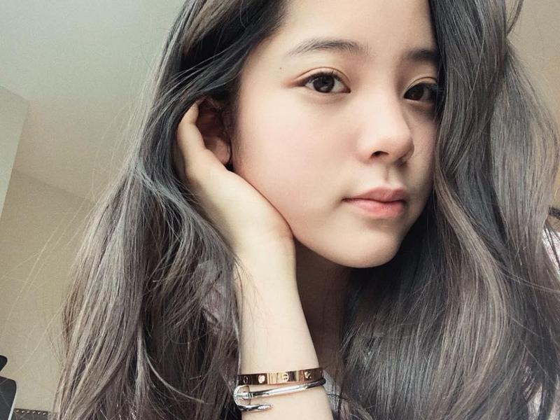 歐陽娜娜發表「我是中國人」聲明無效,大陸網友繼續攻擊她「挺邪教」,且還被公安局官方微博轉發。(翻攝自歐陽娜娜臉書)