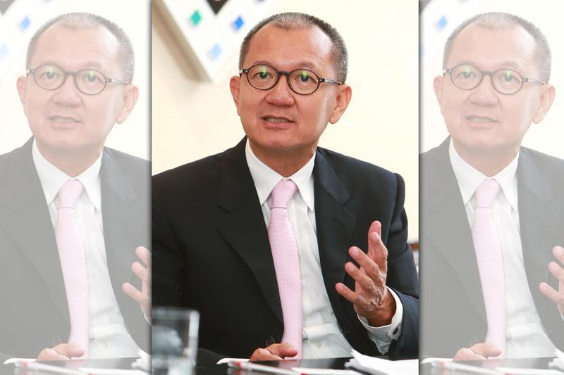 陳泰銘有併購天王之稱,今年把重點放在集團內資源整併。(東方IC)