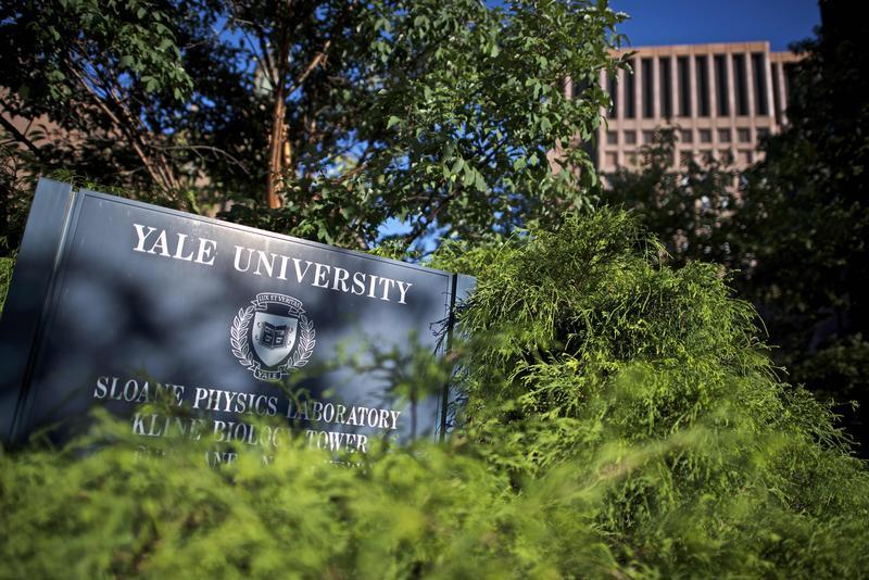 耶魯大學首開鍘,開除一名證實涉及作弊案的女學生。(東方IC)