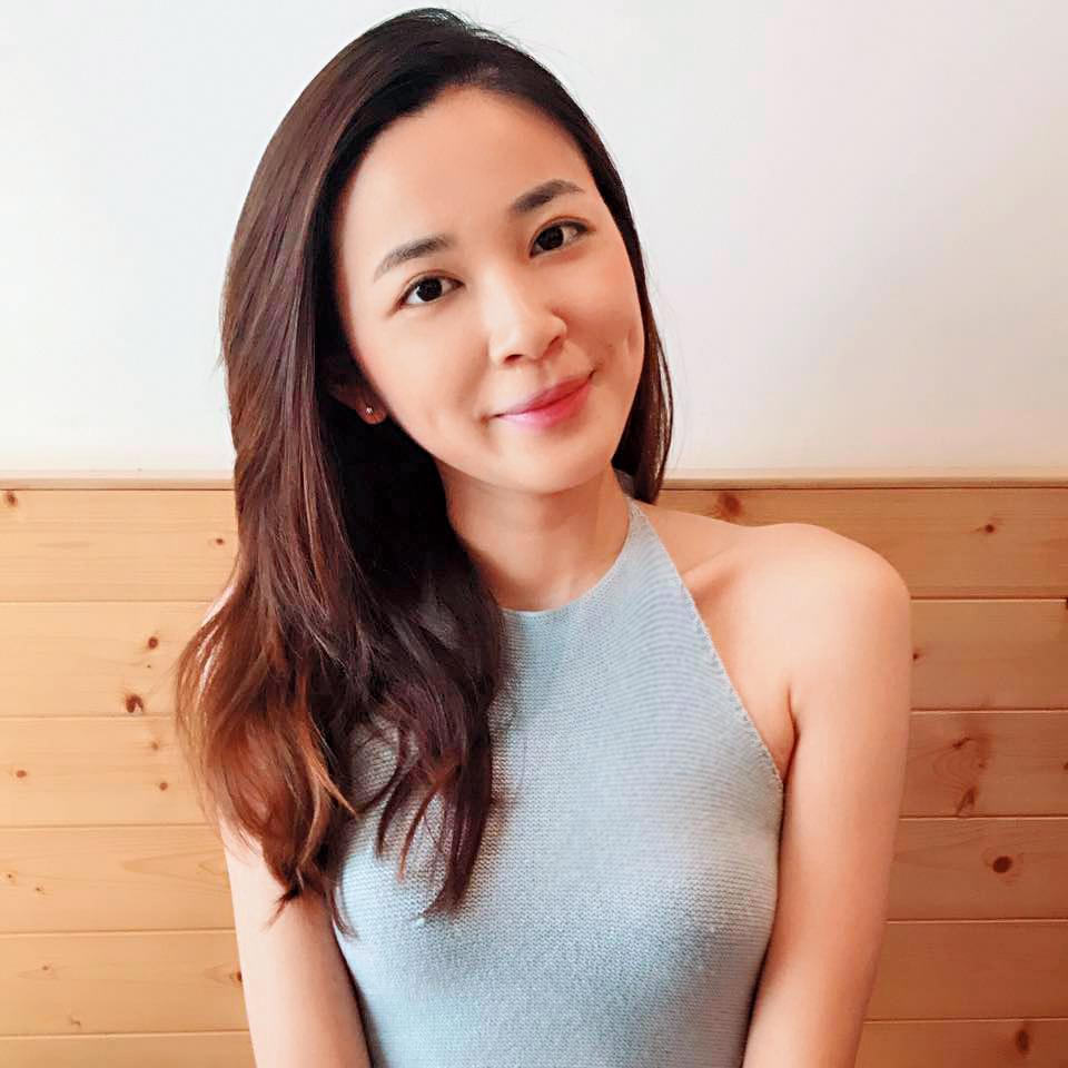 王乃伃在公司傳出被調組,不過朱凱翔積極搶救她到自己節目。(翻攝自王乃伃臉書)