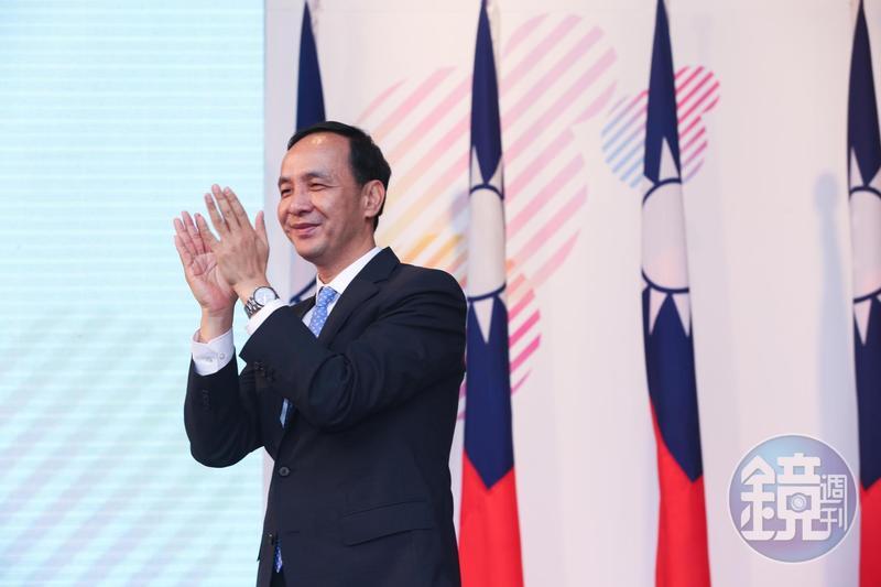 朱立倫在臉書po文表示,自己若當上總統,將全力推動兩岸領導人「金門會談」,並倡議雙方領導人發表「永久和平宣言」。(本刊資料照)