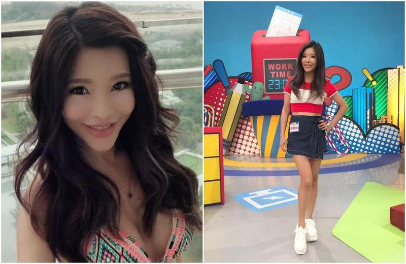 李愛綺到越南參加外景節目中視《飢餓遊戲》,雖然已婚當媽了,一身比基尼性感火辣上陣。(翻攝李愛綺臉書)