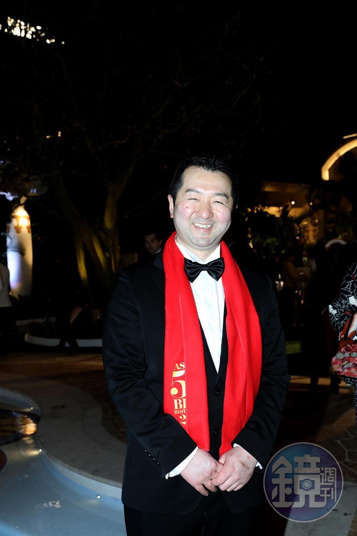 今年首入榜即名列第23的東京「茶禪華」主廚川田智也曾任台灣「祥雲龍吟」副主廚,非常熟悉台灣。