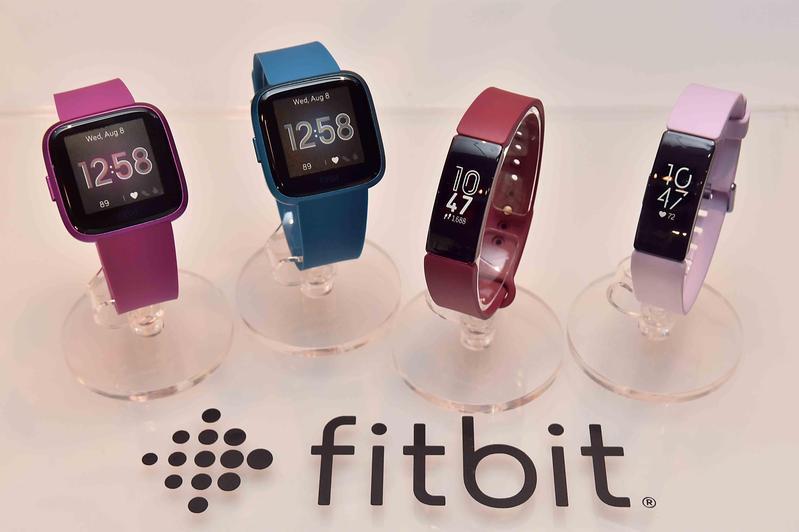 Fitbit又在台發表4款新品,希望以平價版商品,刺激更多消費者購買。(業者提供)