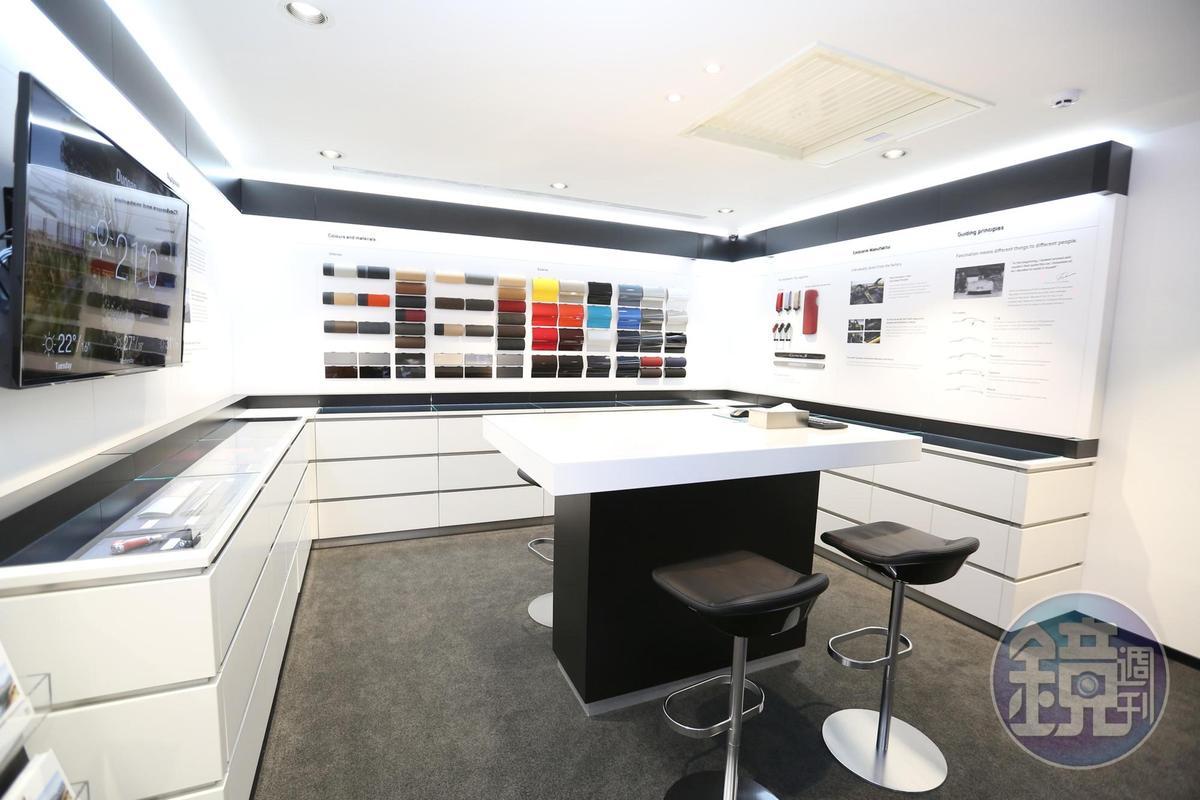 汎德永業斥資2億在北市精華區打造500坪的台北敦南展示中心。