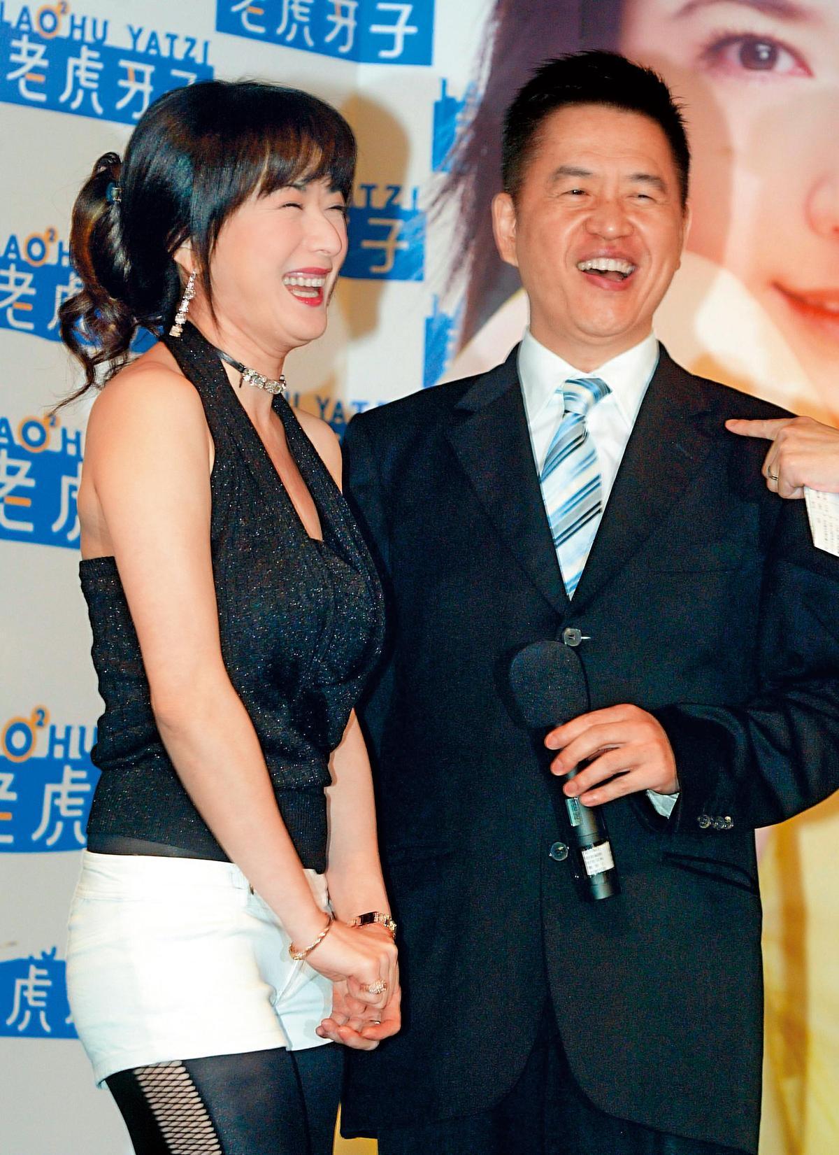 戈偉如和林志隆婚後四年,因為不適應豪門生活,加上林志隆疑似外遇而離婚。(東方IC)
