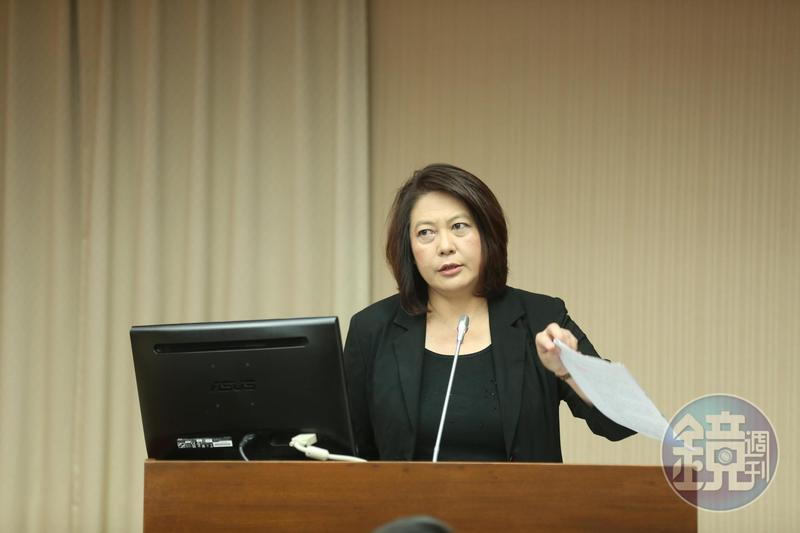 NCC主委詹婷怡今(2日)傳出請辭消息,但NCC尚未證實與回覆。