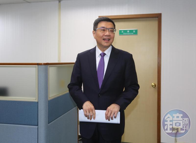 民進黨主席卓榮泰今證實協調小組已與蔡總統會面。