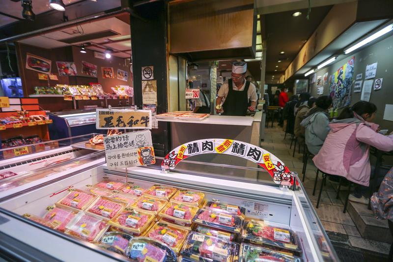 日本和牛國際知名度高,成了觀光客訪日必嘗美食。(東方IC)