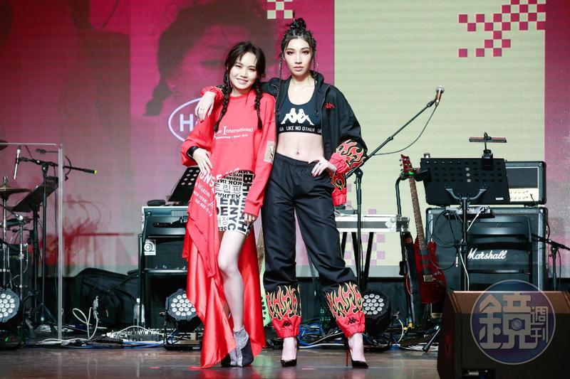 文慧如與Karencici於7日舉辦《好鬧音樂會》,精挑細選長串歌單滿足歌迷。