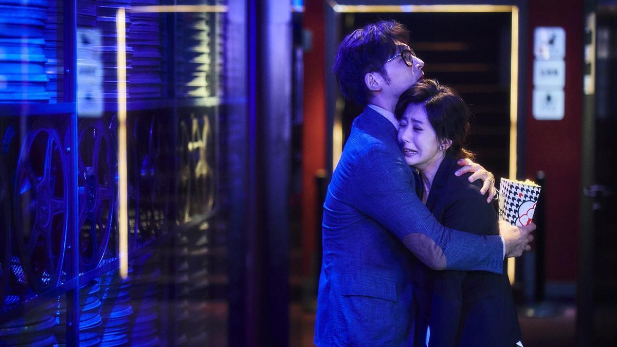 賈靜雯成功詮釋為人母親失去孩子的「錐心之痛」,令網友們也紛紛回頭理解喬安。(公視提供)