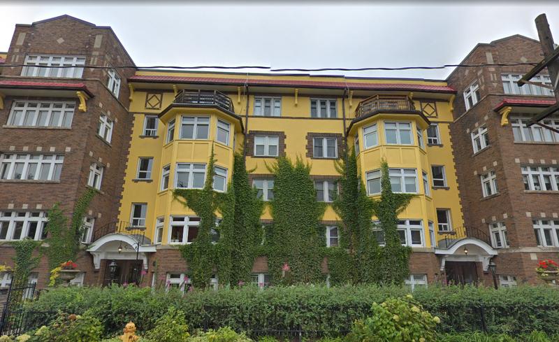海明威故居掛牌出售,開價加幣73萬元。(翻攝自Google map)