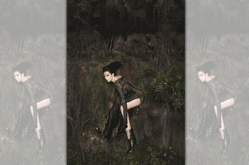 林憶蓮專輯限量黑膠與〈魅惑〉MV一起推出。(環球音樂提供)
