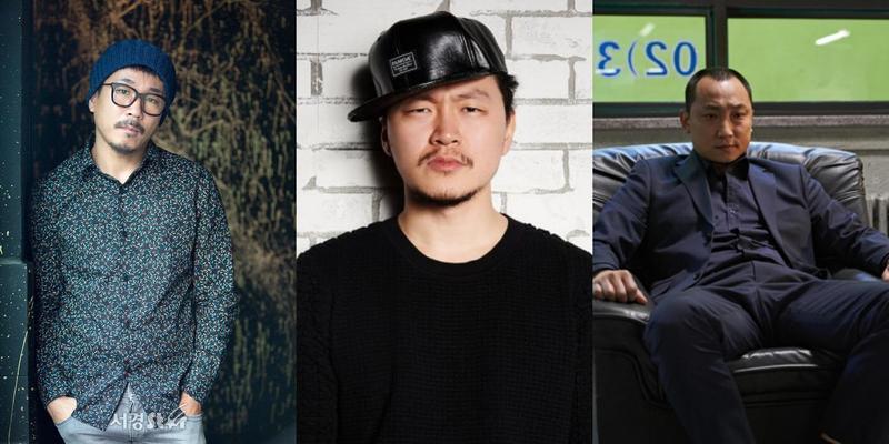 韓國爆出男演員吸毒後被捕,三位同姓演員都予以否認。(左起:梁益準、梁東根與梁玄敏)