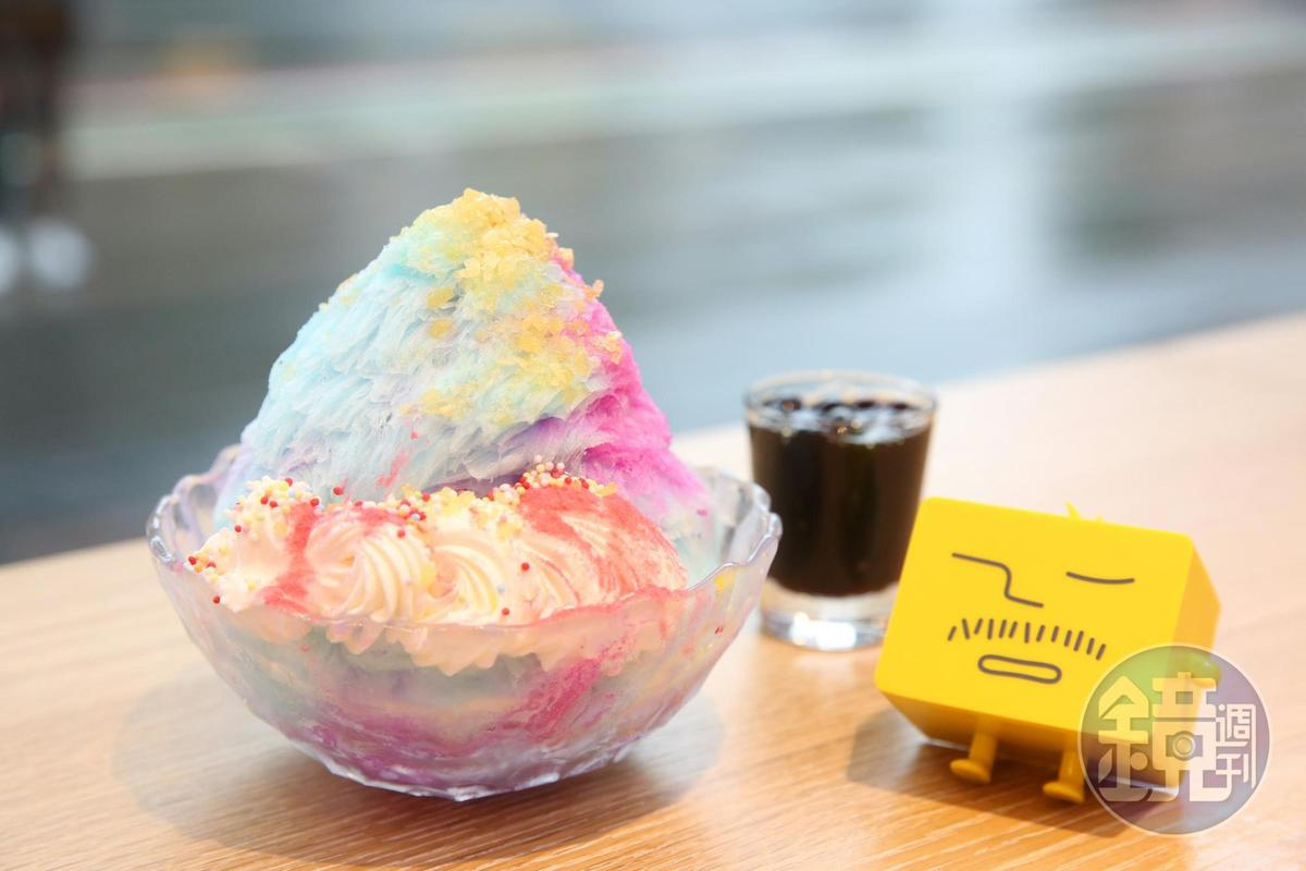 ICE MONSTER開新店,菜單不只有經典招牌芒果商品,更有許多獨家限定創意之作。