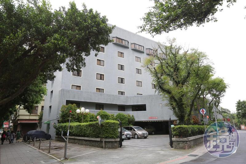 立法院台北會館位於植物園旁,提供新竹以南及東部、外島立委住宿。
