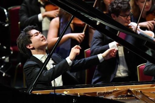 韓國鋼琴家趙成珍將於6月二度造訪臺灣, 並演奏印象派音樂大師德布西的作品。 (牛耳藝術提供)