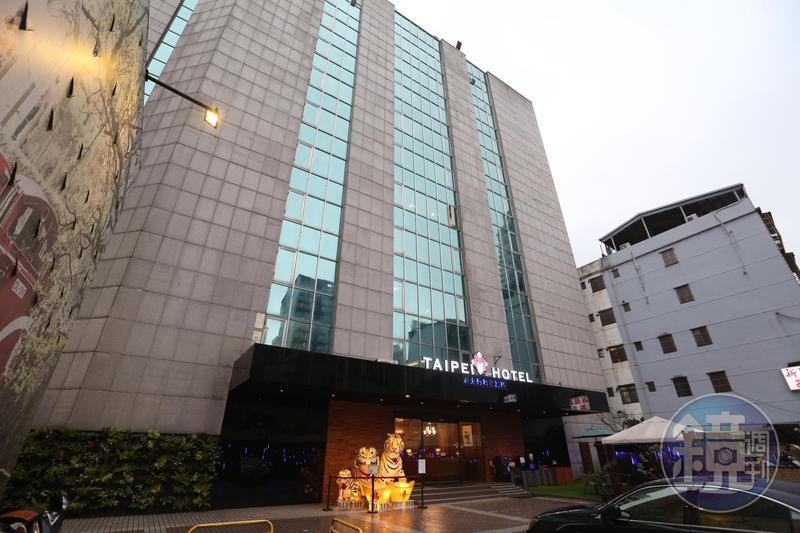 愛客發集團旗下有2,000間客房規模,光是在西門町和台北車站附近已擁有1,670個房間。