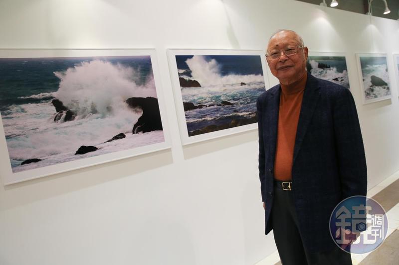 新光三越董事長吳東興近年重心轉往攝影,在新光金握有三席董事,不容小覷。