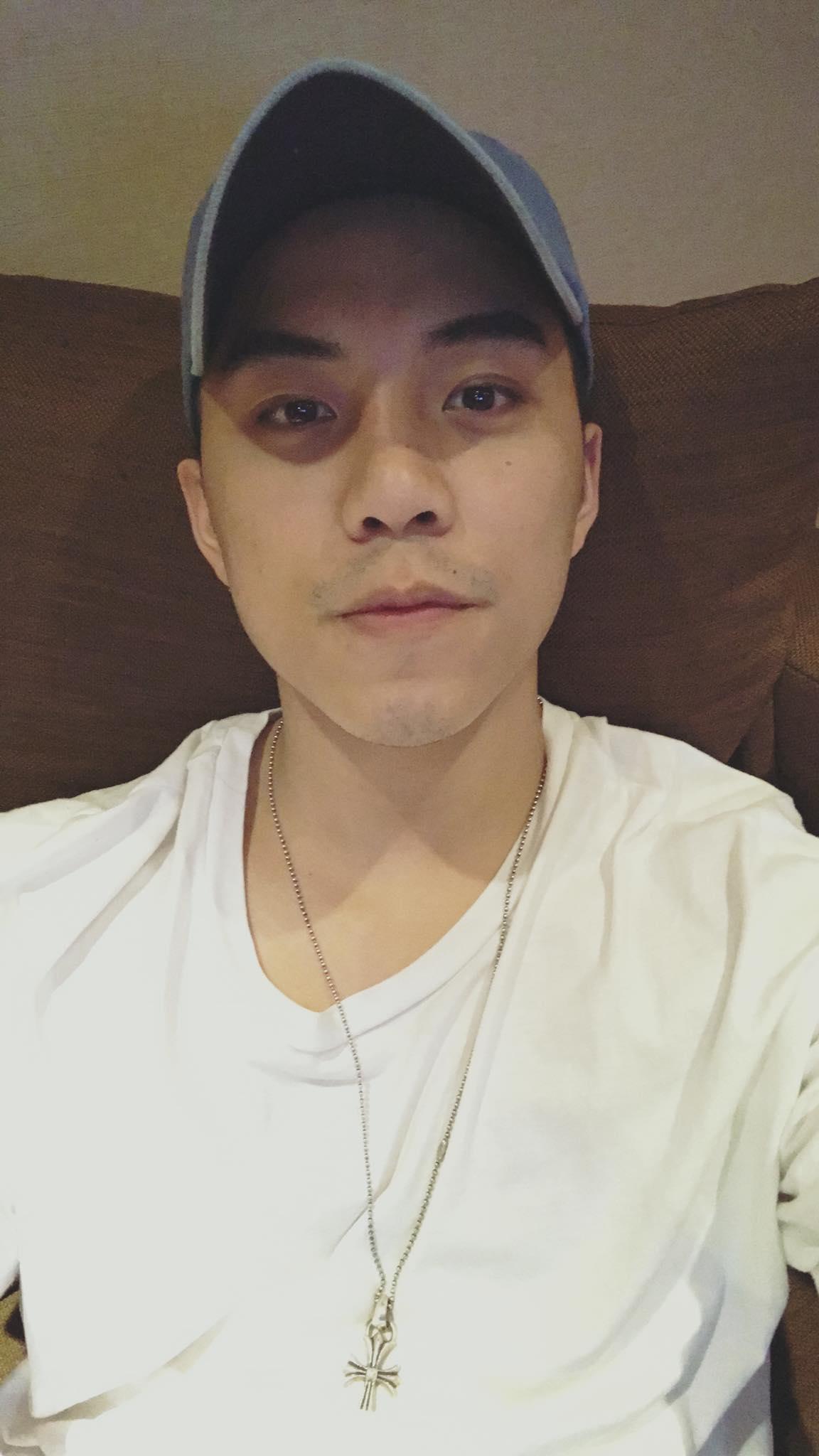 男團TOP1男子漢成員張家瑋因感情遭背叛,而在臉書發文發文洩憤。(翻攝自張家瑋臉書)