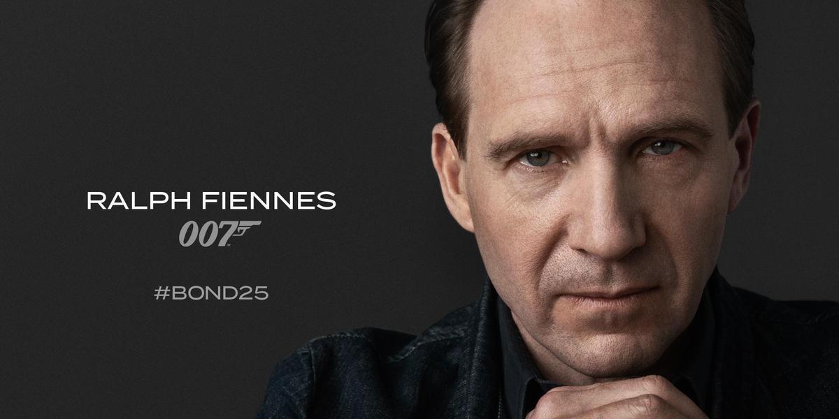 雷夫范恩斯飾演M,就是007的直屬長官。(UIP提供)