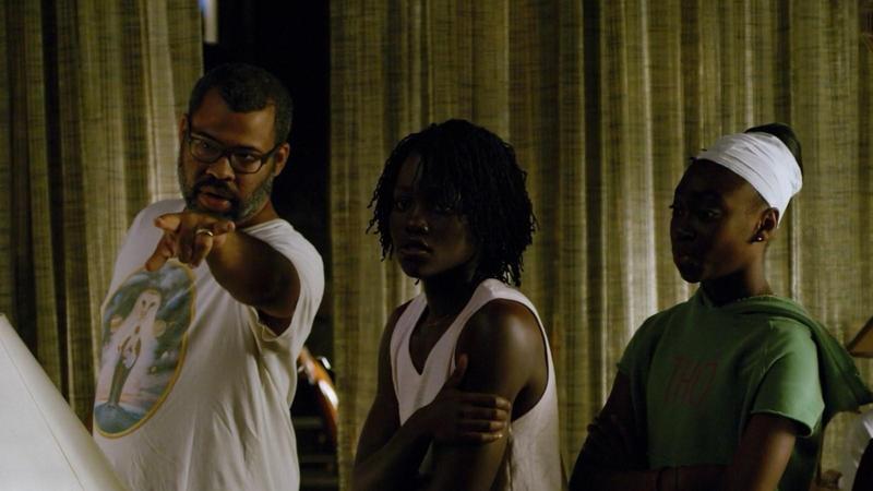 《我們》是導演喬登皮爾(左一)的最新作品,該片成本2,000萬美元,全球創下逾2億4,000萬美元的票房,小兵立大功。(翻攝自Gizmodo.com)