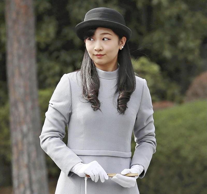 被稱為「日本最美公主」的秋篠宮次女佳子,在畢業典禮上力挺姊姊婚事的言論,被批公私不分,並讓外界質疑起秋篠宮家的教育方針。(東方IC)