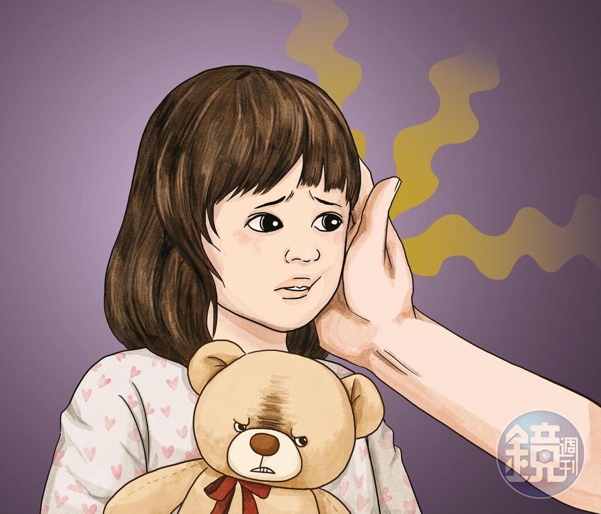 該名變性父親用手摳摸私處,再用手抹拭孩子的臉,辯稱藉此透過體味,讓孩子知道他已變性成女性。