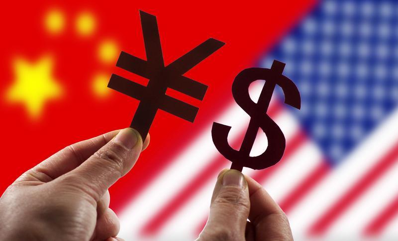 美中貿易戰,美國朝野瀰漫新冷戰氣氛。(東方IC)