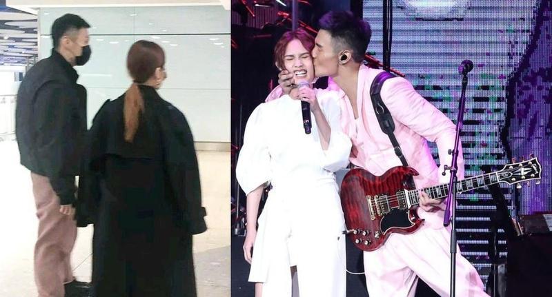 楊丞琳與李榮浩穩定交往4年,大家都看好他們結婚。(網路圖片/本刊資料照)