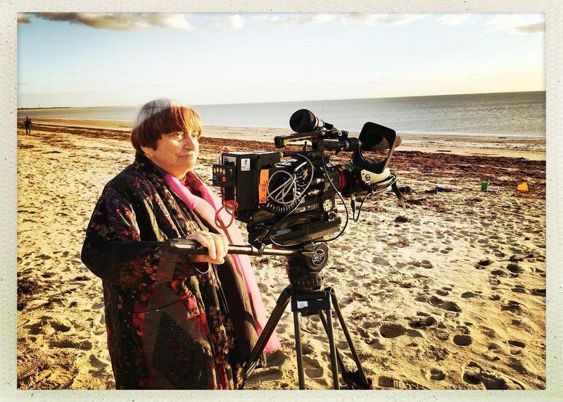 3月以90歲高齡過世的法國新浪潮教母安妮華達,共有7部作品在台北電影節放映。(台北電影節提供)